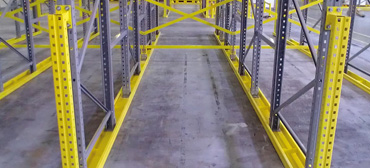Drive In Racking
